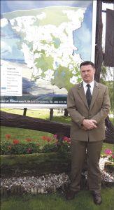 Nadleśniczy Nadleśnictwa Choczewo - Bartłomiej Obajtek objął to stanowisko wiosną br. Wcześniej pracował w Dyrekcji Lasów Państwowych w Krakowie oraz w Nadleśnictwie Gdańsk z siedzibą w Gdyni.