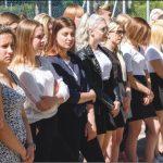 W uroczystości, która odbyła się w Niepublicznej Szkole Rzemiosła wzięła udział młodzież szkolna.