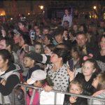 Koncert Margaret zgromadził tłum widzów. Fot. Urząd Miejski