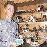 Adrian Pienczke i jego ceramiczny świat.