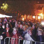 Na wspólną zabawę licznie przybyli mieszkańcy Wejherowa. Fot. Urząd Miejski